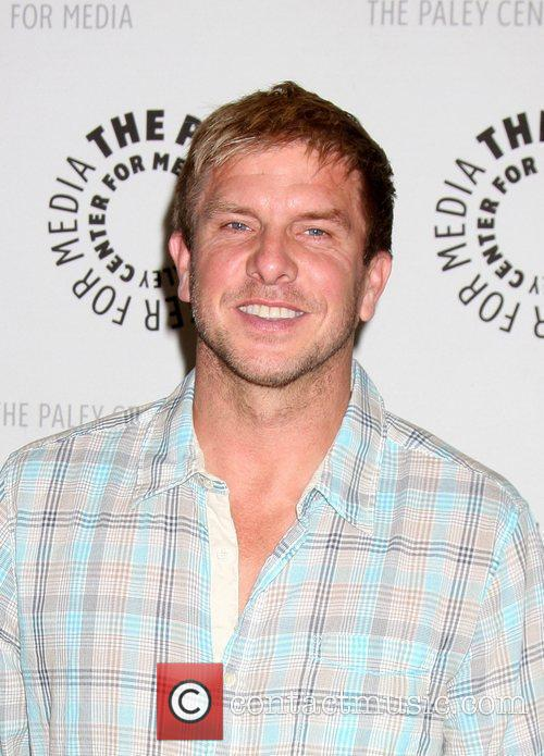 Kenny Johnson Advance screening of the third-season premiere...