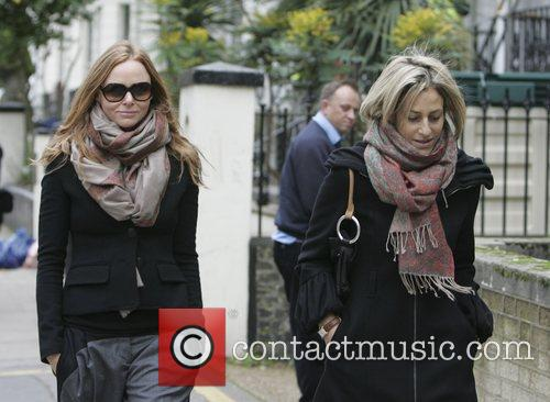 Stella Mccartney and Emily Maitlis 3
