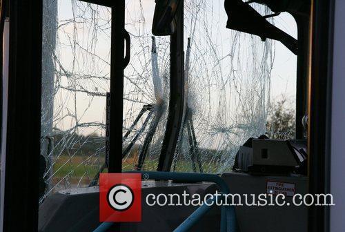 School Bus Accident 2 school buses carrying school...