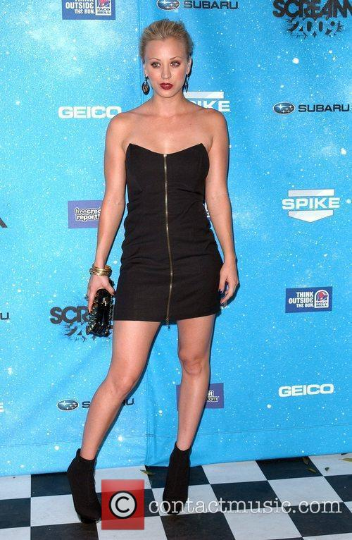 Guest Spike TV's 2009 Scream Awards held at...
