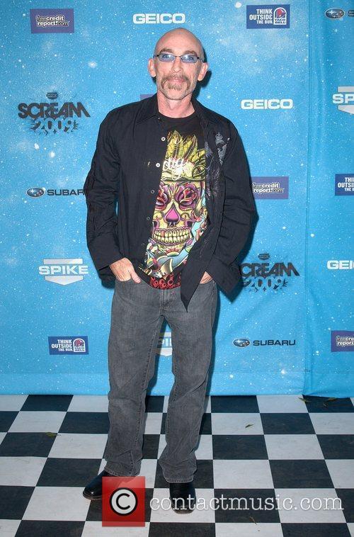 Jackie Earle Haley Spike TV's 2009 Scream Awards...
