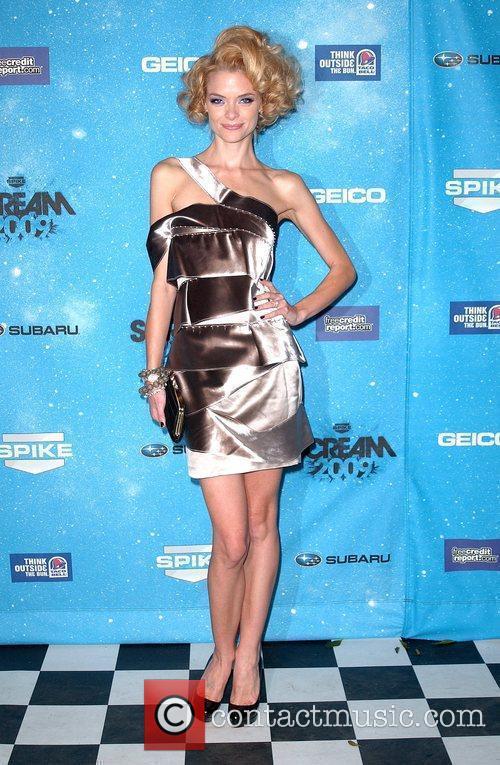 Jamie King Spike TV's 2009 Scream Awards held...