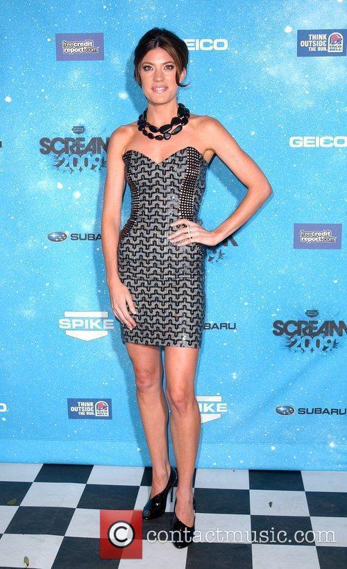 Jennifer Carpenter Spike TV's 2009 Scream Awards held...