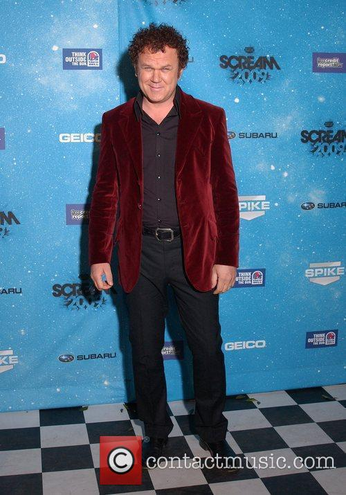John C. Reilly Spike TV's 2009 Scream Awards...