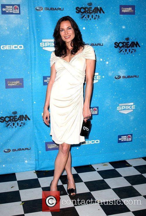 Jon Mack Spike TV's 2009 Scream Awards held...