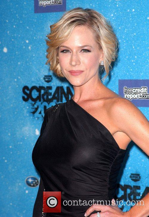 Julie Benz Spike TV's 2009 Scream Awards held...