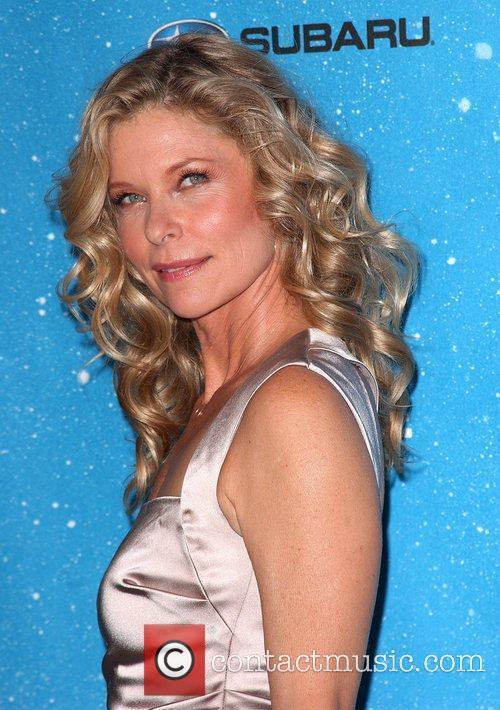 Kate Vernon Spike TV's 2009 Scream Awards held...
