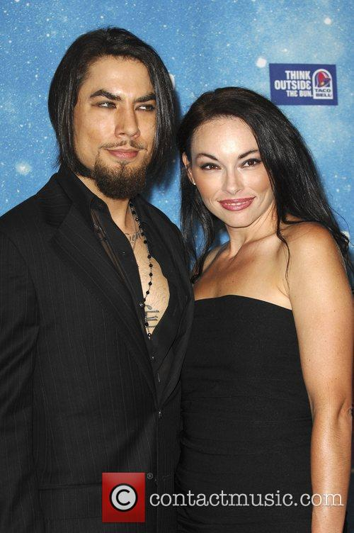 Dave Navarro and Friend 3