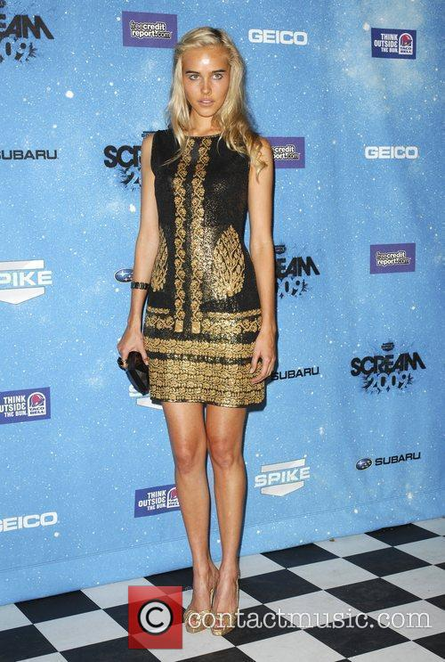 Spike TV's 2009 Scream Awards held at the...