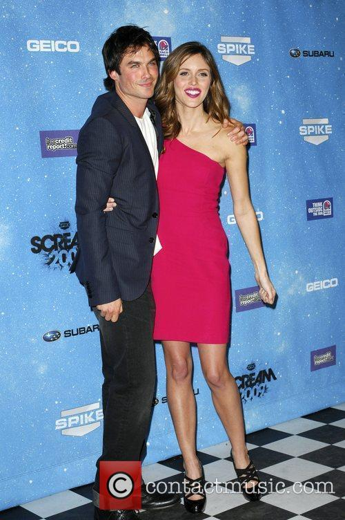Ian Somerhalder and Kayla Ewell 3