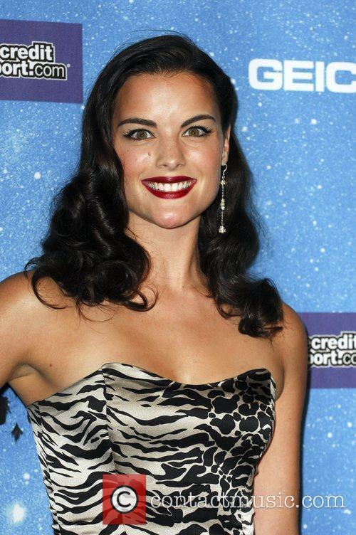 Jamie Alexander Spike TV's 2009 Scream Awards held...