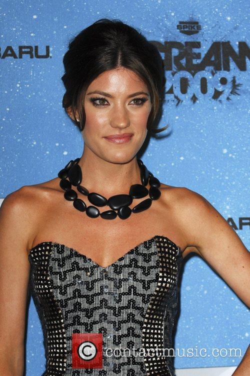Jennifer Carpinter Spike TV's 2009 Scream Awards held...