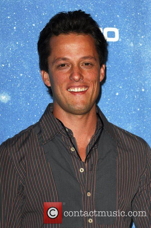 Nathan Barr Spike TV's 2009 Scream Awards held...