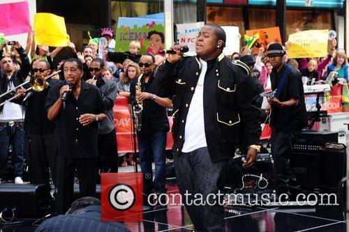 Ben E King and Sean Kingston 4