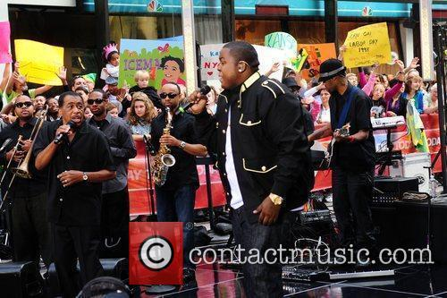 Ben E King and Sean Kingston 6