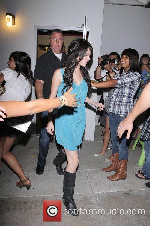 Selena Gomez and Gomez 10