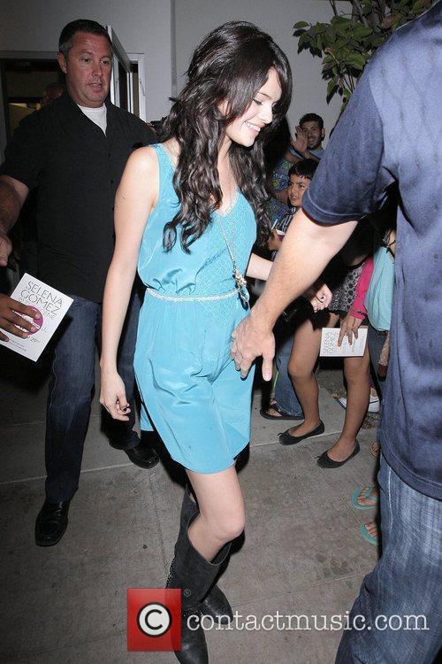 Selena Gomez and Gomez 9