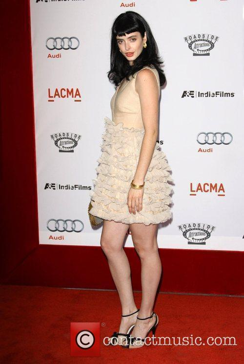 Krysten Ritter arrives at the special screening of...
