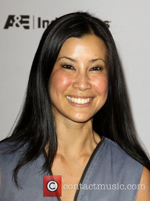 Lisa Ling arrives at the special screening of...
