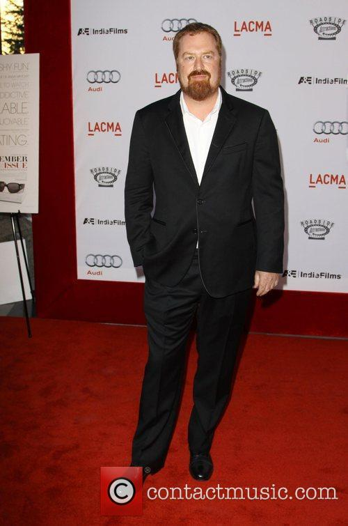 RJ Cutler arrives at the special screening of...