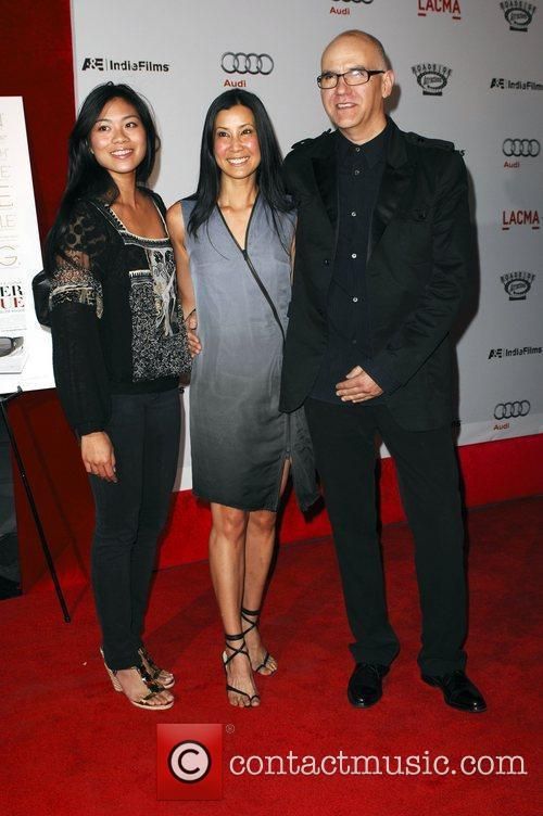 Lisa Ling and guests arrives at the special...