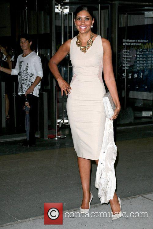 Rachel Roy Premiere of 'The September Issue' at...