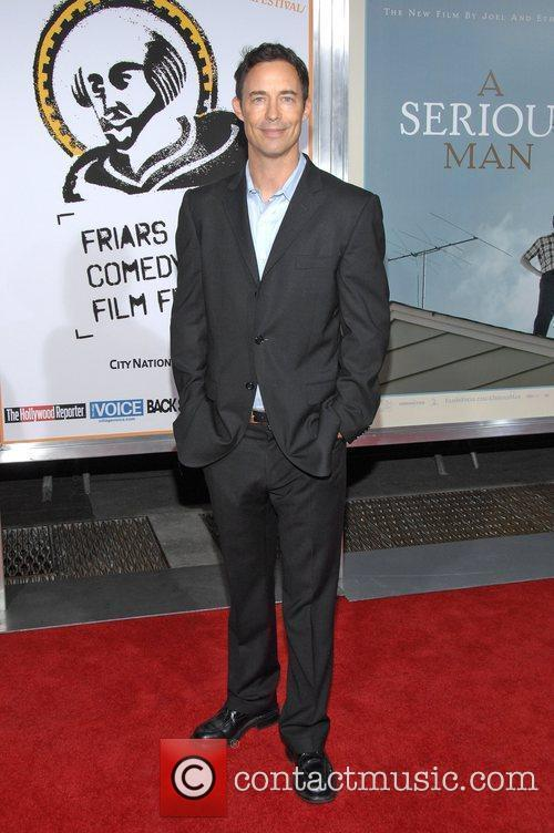 Ben Ofer Premiere of 'A Serious Man' at...