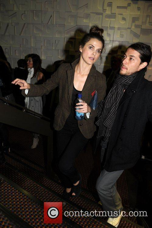Keri Russell and Her Husband Shane Deary 1