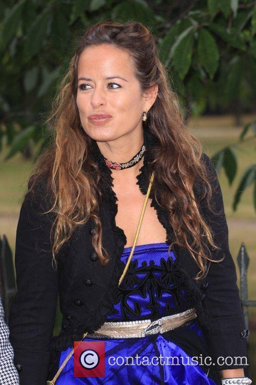 Jade Jagger and Serpentine Gallery