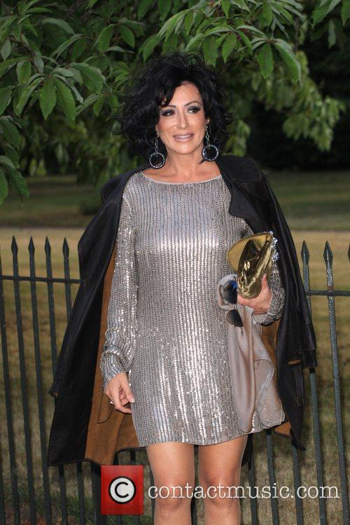 Nancy Dell'Olio The Serpentine Gallery Summer Party at...