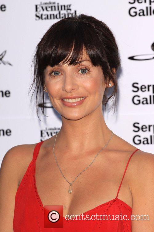 Natalie Imbruglia and Serpentine Gallery 1