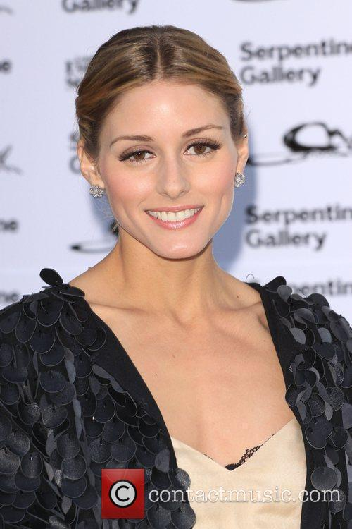 Olivia Palermo The Serpentine Gallery summer party held...