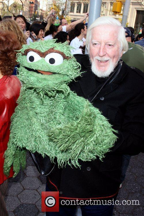 Caroll Spinney and Sesame Street 1