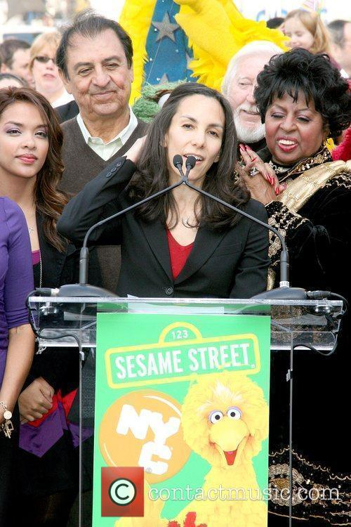 Julianne Cho and Sesame Street 5