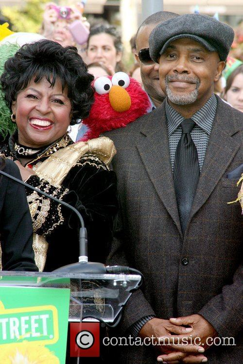 Loretta Long and Sesame Street 6