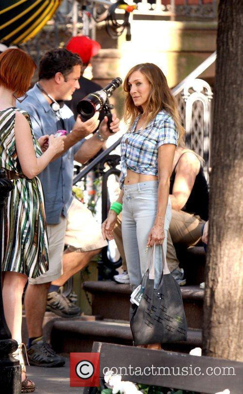 Sarah Jessica Parker and Sex And The City 51
