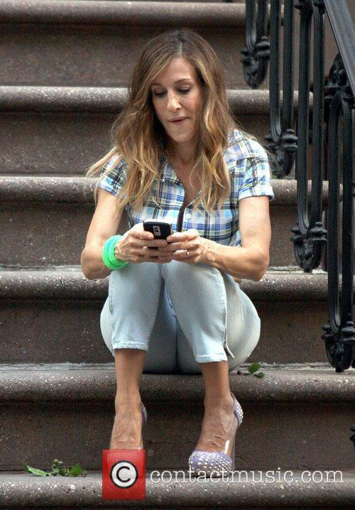 Sarah Jessica Parker and Sex And The City 47