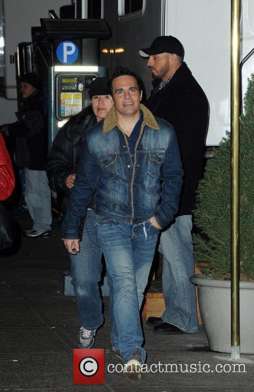 Mario Cantone and Sex And The City 2