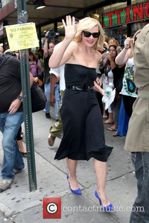 Kim Cattrall and Sex And The City 10