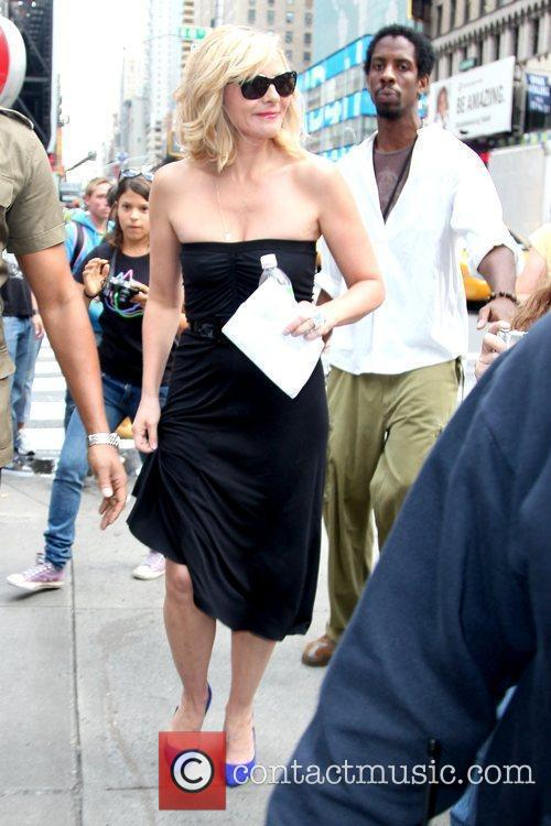 Kim Cattrall and Sex And The City 8