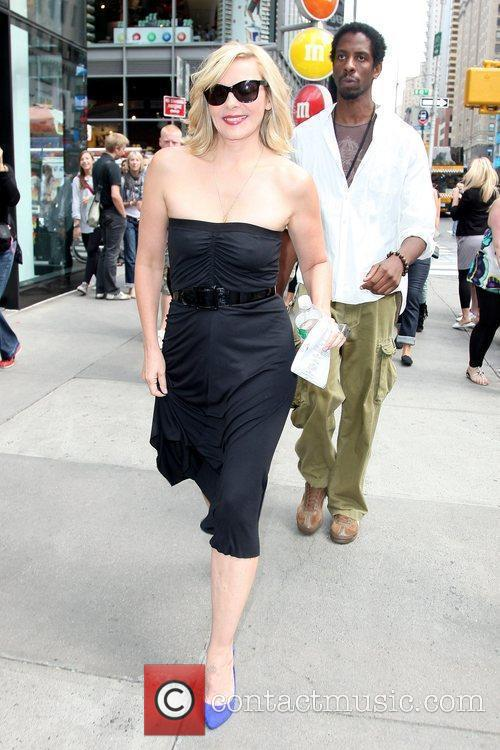 Kim Cattrall and Sex And The City 9