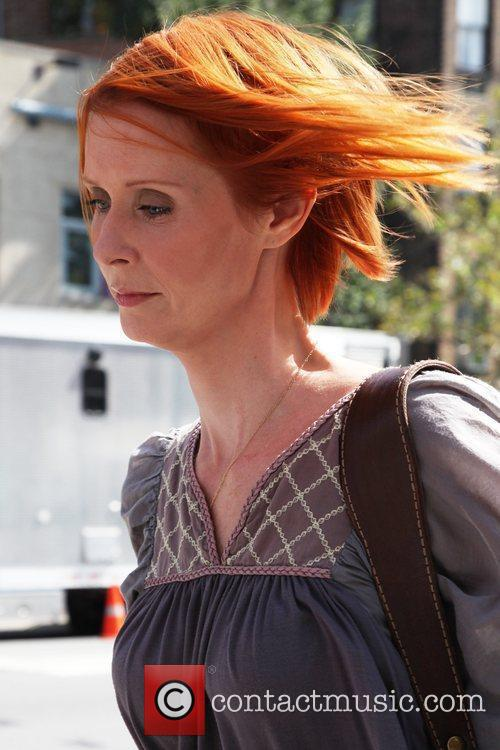 Cynthia Nixon and Sex And The City 2