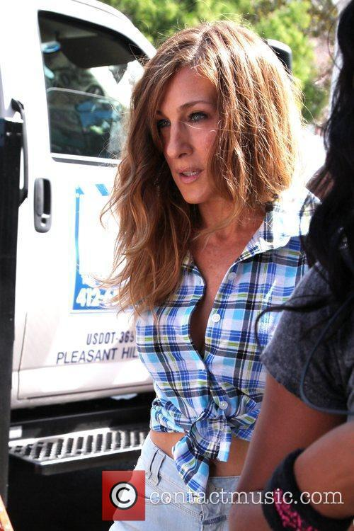 Sarah Jessica Parker and Sex And The City 12