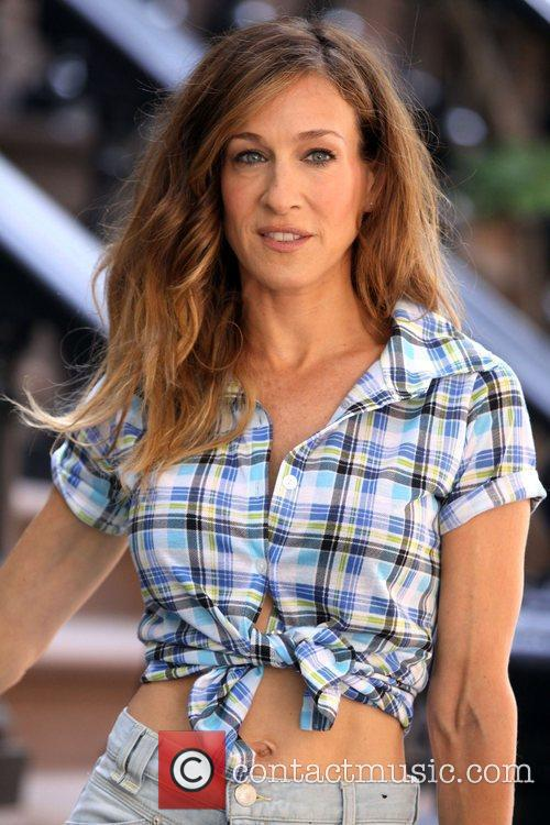 Sarah Jessica Parker and Sex And The City 29