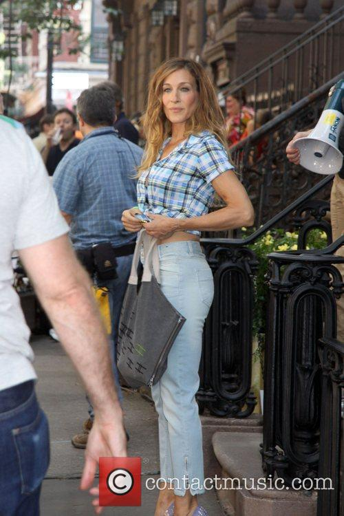 Sarah Jessica Parker and Sex And The City 36
