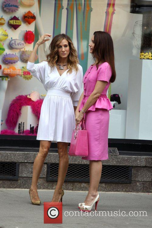 Sarah Jessica Parker and Sex And The City 4