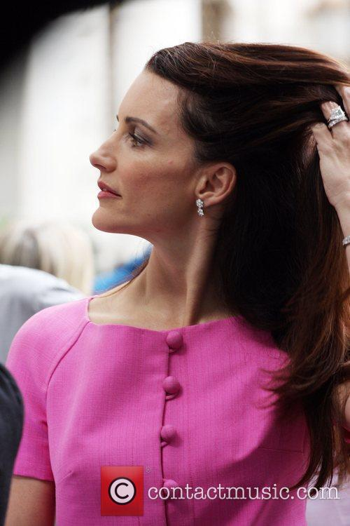 Kristin Davis and Sex And The City 1