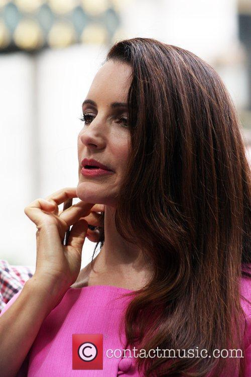 Kristin Davis and Sex And The City 3