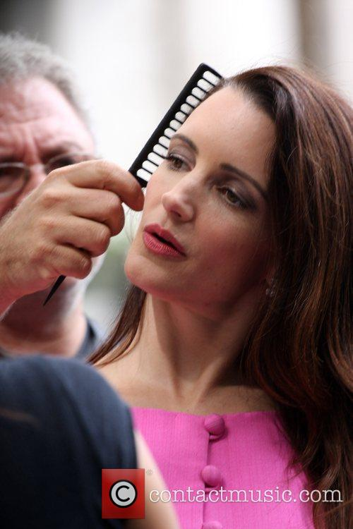 Kristin Davis and Sex And The City 9