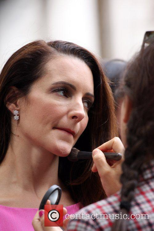 Kristin Davis and Sex And The City 6